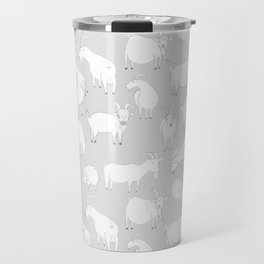 Charity fundraiser - Grey Goats Travel Mug