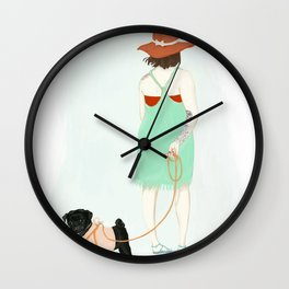 Connie Wall Clock