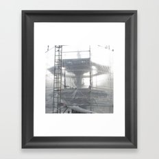 Fountain at Forsyth Park Framed Art Print