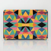 kaleidoscope iPad Cases featuring Kaleidoscope by Andy Westface