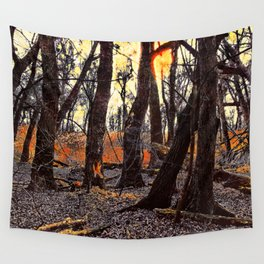 In the Prater Woods Wall Tapestry