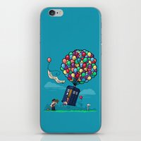 hallion iPhone & iPod Skins featuring Come Along, Carl by Karen Hallion Illustrations