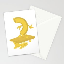 Macaroni and Cheese   Mac Pizza Cheese Stationery Cards