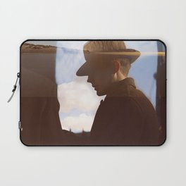Man with hat Laptop Sleeve