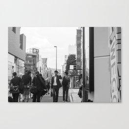white label Canvas Print