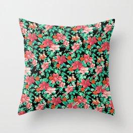 Kauai Print Throw Pillow
