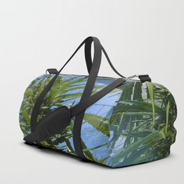 Dreaming in Blue.... Duffle Bag