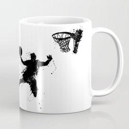 Slam dunk Basketballer Coffee Mug