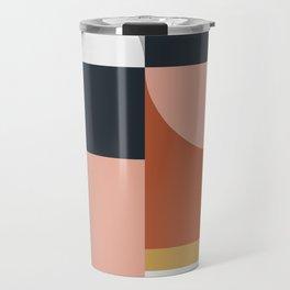 Abstract Geometric 09 Travel Mug