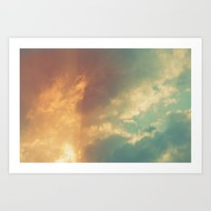 I Dreamed A Dream Art Print
