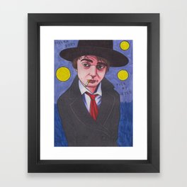 What Peter Did Framed Art Print