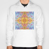 lsd Hoodies featuring LSD Flower by Zeus Design