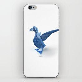 duck. iPhone Skin
