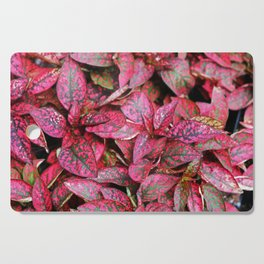 Hypoestes Cutting Board