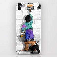 No Future iPhone & iPod Skin