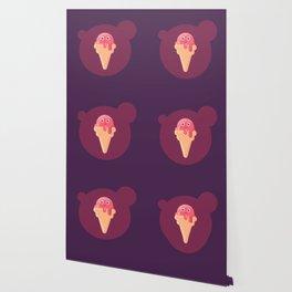 Icream cone Wallpaper