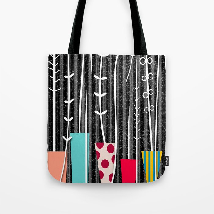 Wild Plants Tote Bag