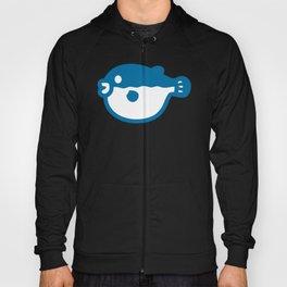 Pufferfish Emoji Hoody