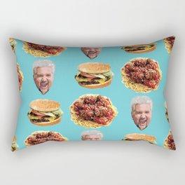 Flavortown, USA (Guy Fieri) Rectangular Pillow