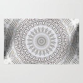 METAL Element Kaleido Pattern Rug