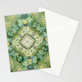 Renewal Springs from Woman Stationery Cards