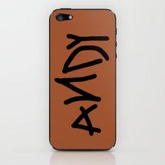 Andy iPhone & iPod Skin