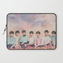 BTS Flower Tour - Bangtan Boys Laptop Sleeve