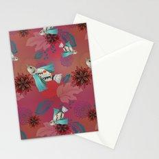 Poppy In Flight Stationery Cards