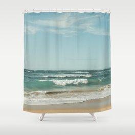 The Ocean of Joy Shower Curtain
