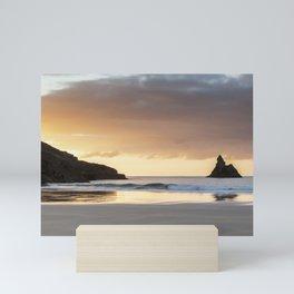 Broadhaven Reflected Mini Art Print