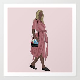 KINSHIP+OAXACA Art Print