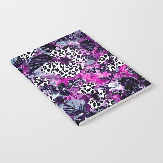 Deep Purple Notebook