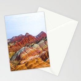 Zhangye Danxia Landform, China Stationery Cards
