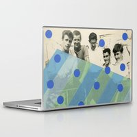 boys Laptop & iPad Skins featuring Boys by Naomi Vona