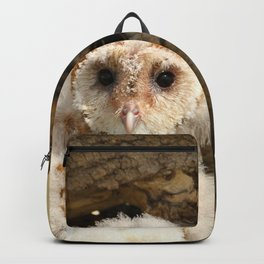 Cotton Owl Backpack