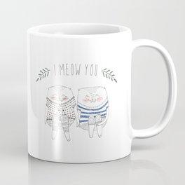 I meow you Coffee Mug