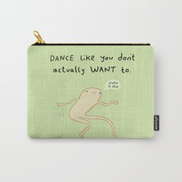Dance Motivation Carry-All Pouch