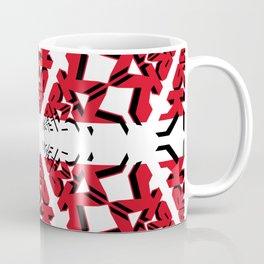 DENMARK | PREMIUM 3D FLAG Coffee Mug