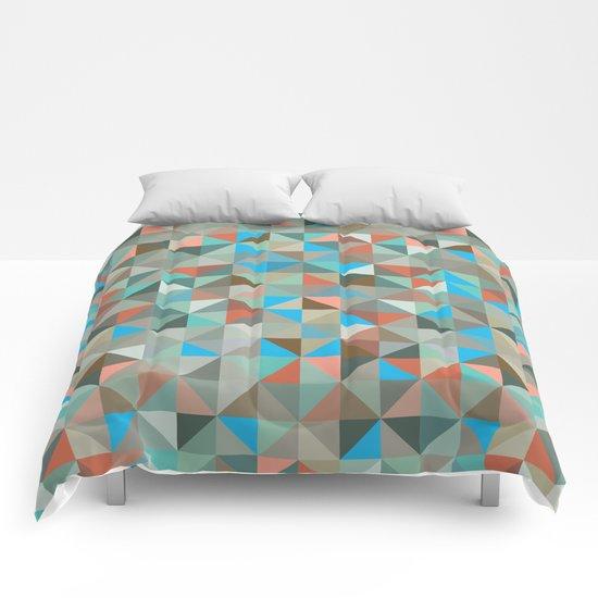 Aquamarine Comforters
