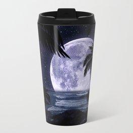 A night at the beach in paradise Travel Mug