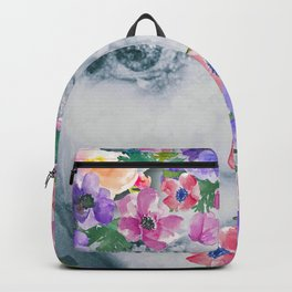 The real flower girl Backpack