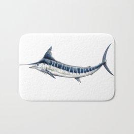 Blue Marlin (Makaira nigricans) Bath Mat