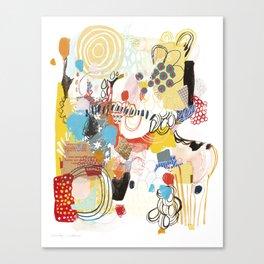 Thrift Store Canvas Print