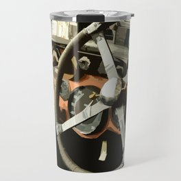 1930 Blower Vintage Car Travel Mug