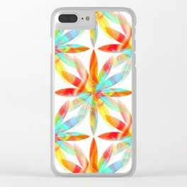 Steamy Clear iPhone Case