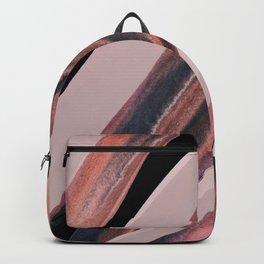 line & stripe 02 Backpack