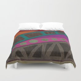 remember to be alive Duvet Cover