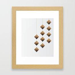 wealthy Framed Art Print