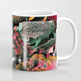 MOONROSE on RED ROSEMOON Coffee Mug