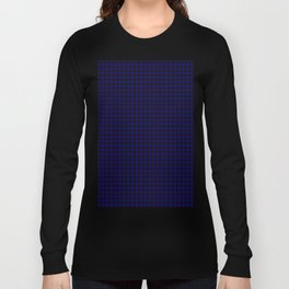 Home Tartan Long Sleeve T-shirt